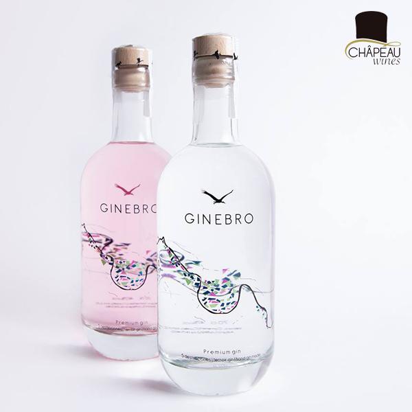 CATA VIRTUAL DE GIN GINEBRO
