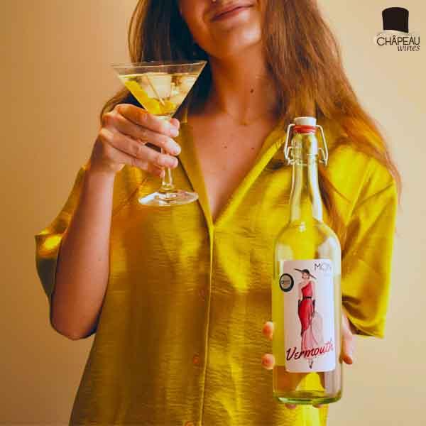 cata virtual de vermut chapeau wines