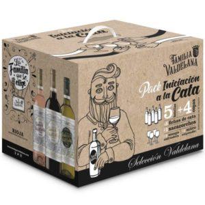 cata de vino valdelana rioja